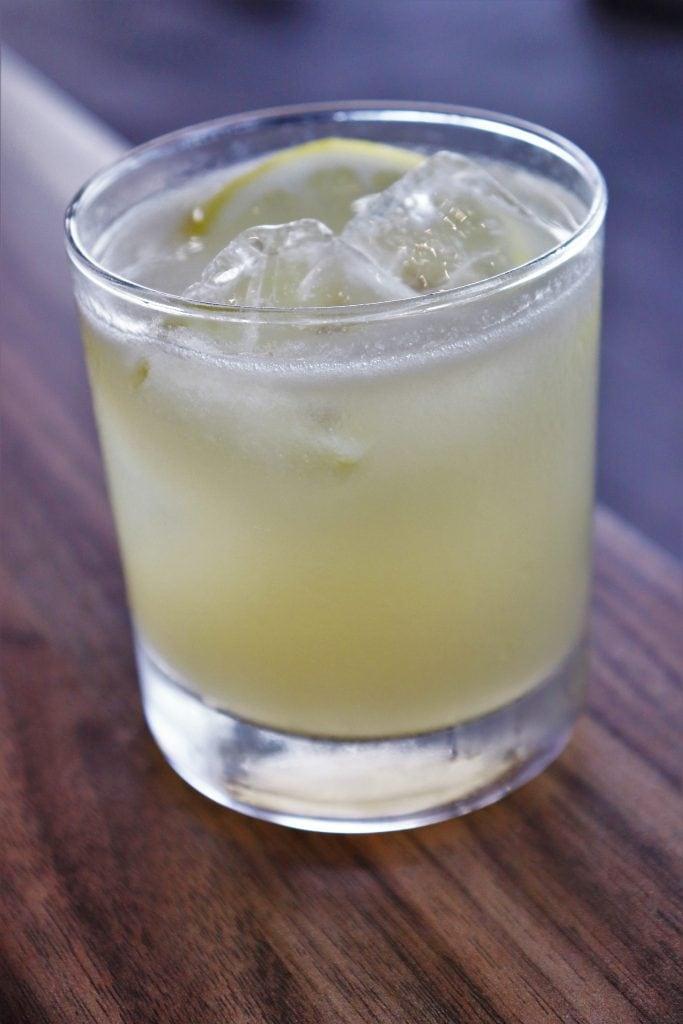 Jaleo Rum Sour