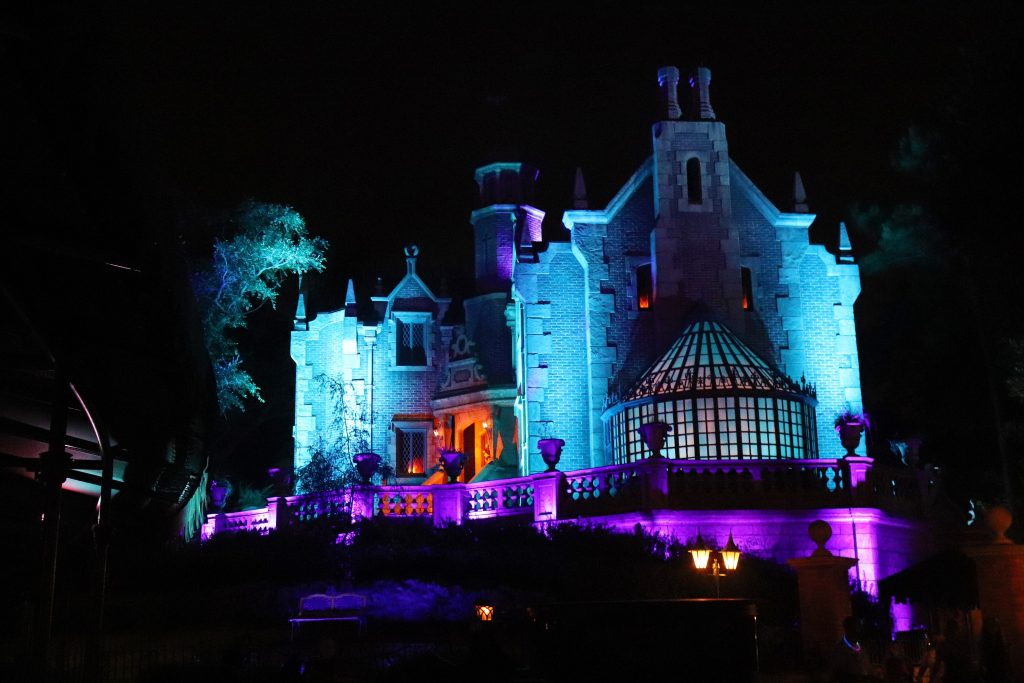 Disney's Boo Bash After Hours event - Haunted Mansion - Disney in your Day