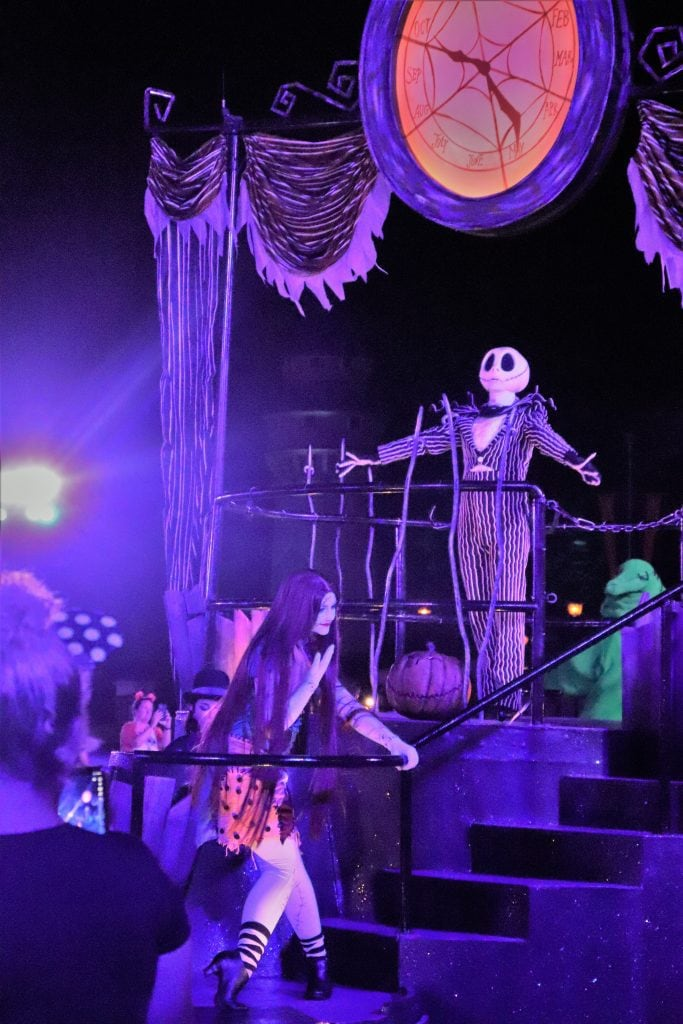 Disney's Boo Bash After Hours event - Disney in your Day - Jack Skellington