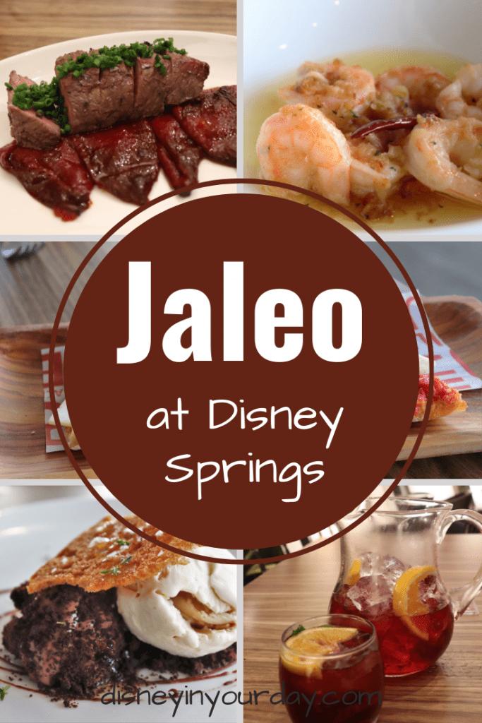 Jaleo Disney Springs