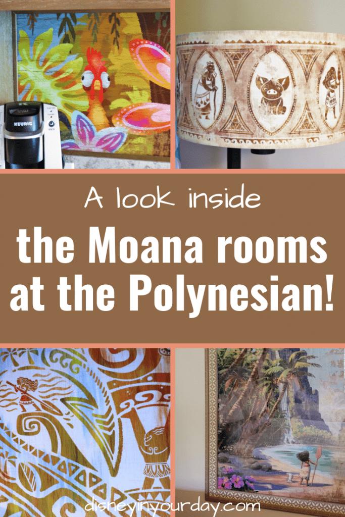 Disney's Polynesian room - Disney in your Day