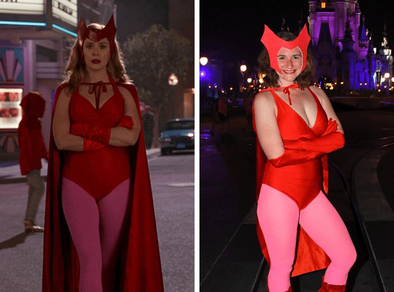 Wanda Halloween costume - Disney in your Day