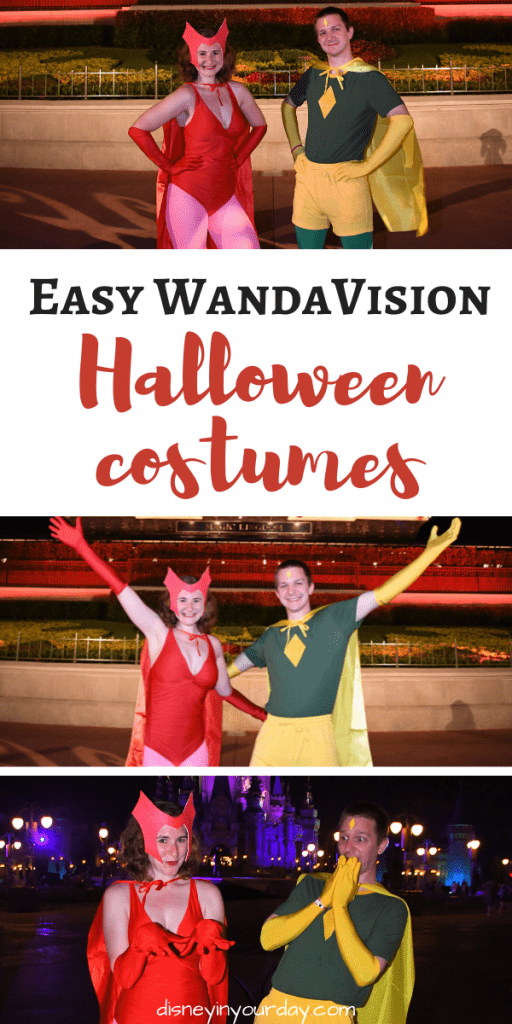 WandaVision Halloween costumes - Disney in your Day