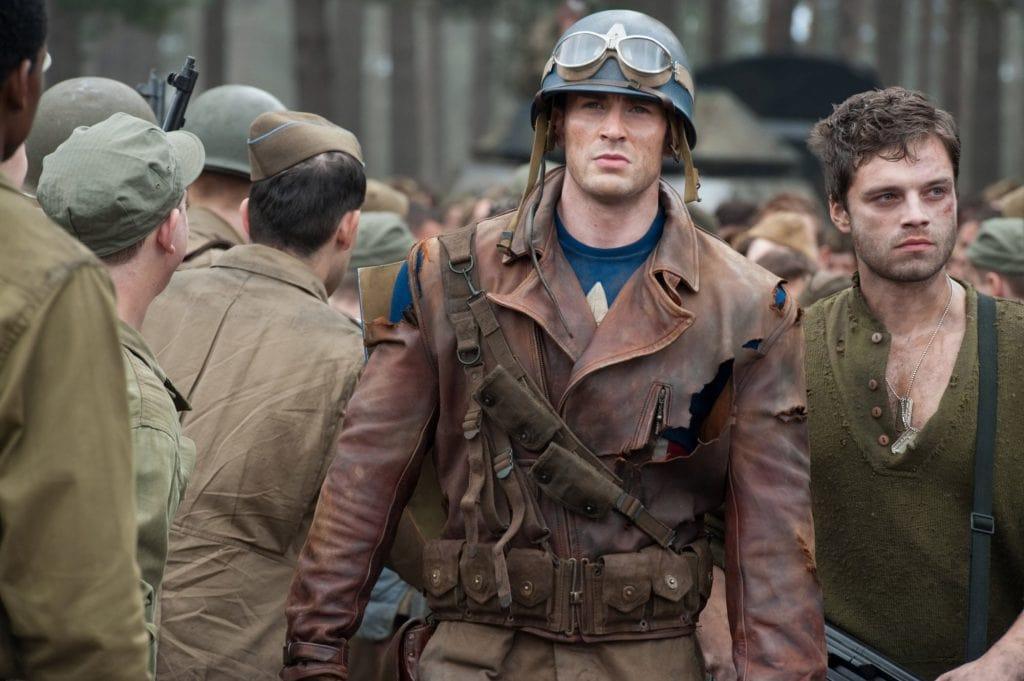Marvel Movie Marathon Captain America - Disney in your Day