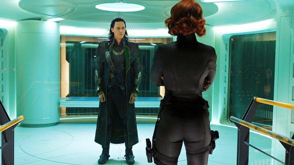 Marvel movie marathon the Avengers - Loki