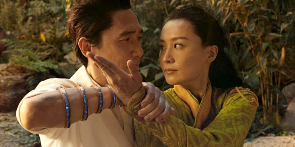 Shang-Chi and the Legend of the Ten Rings - Wenwu and Ying Li