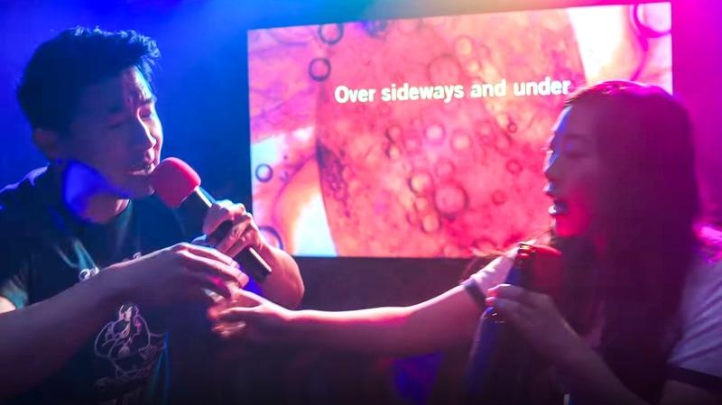 Shang-Chi  - karaoke