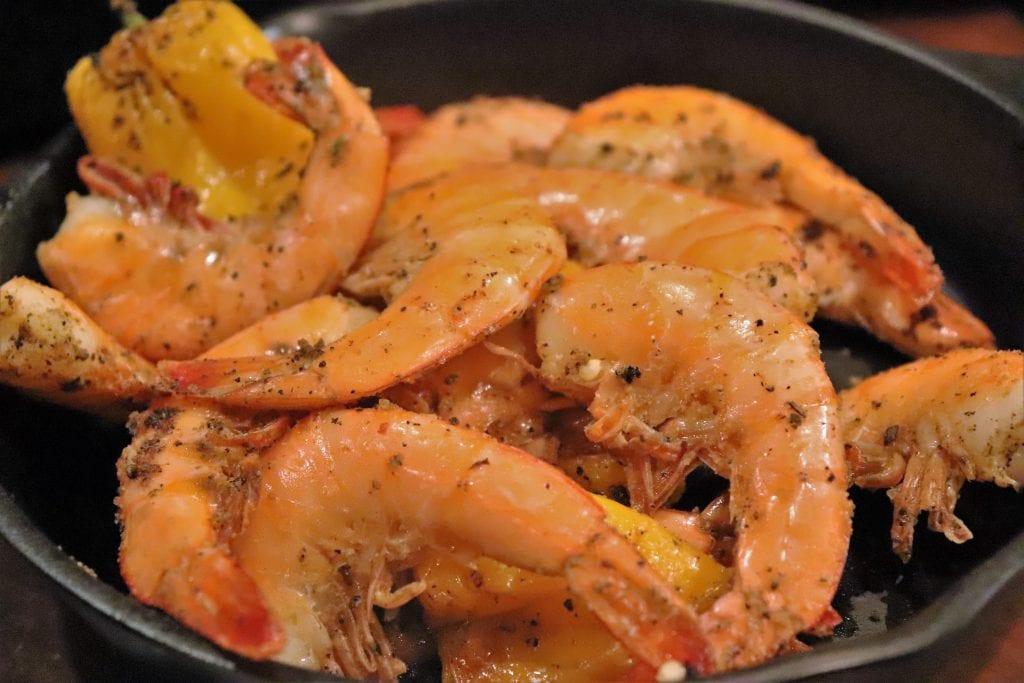 'Ohana dinner shrimp - Disney in your Day